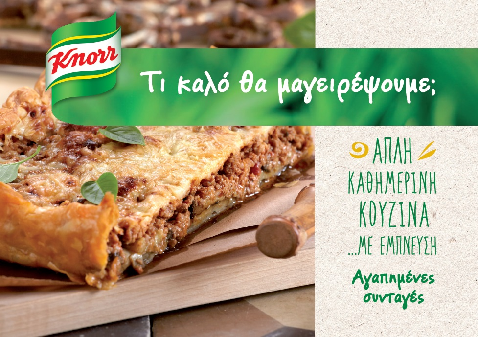 Knorr for Everyday Delicious Meals